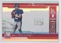 Eli Manning, Phil Simms #/1,000