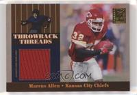 Marcus Allen, Larry Johnson [Noted] #/30