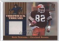 Ozzie Newsome, Braylon Edwards #/249