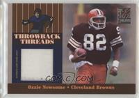 Ozzie Newsome, Braylon Edwards #/249