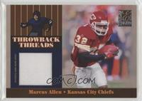 Marcus Allen, Larry Johnson #/200