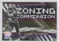 Chad Johnson #/500