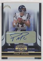 Philip Rivers [Noted] #/17