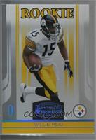 Willie Reid [Noted] #/25