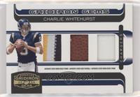 Charlie Whitehurst #/50