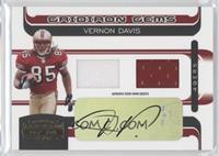 Vernon Davis /50