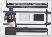 Mario Williams #/50