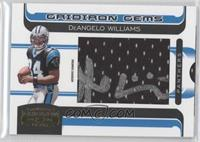 DeAngelo Williams #/150