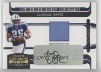 LenDale White #/50