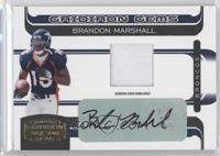 Brandon Marshall #/50