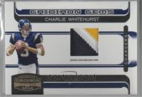 Charlie Whitehurst [Noted] #/50