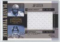 Jay Cutler #/25