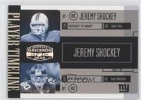 Jeremy Shockey #/250