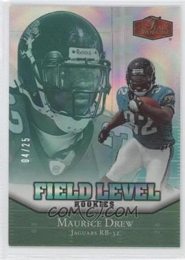 2006 Flair Showcase - [Base] - Legacy Emerald #204 - Maurice Jones-Drew /25
