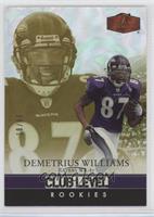 Demetrius Williams /99