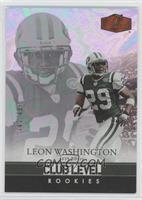 Leon Washington #/499