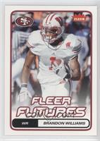 Fleer Futures - Brandon Williams