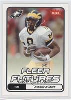 Fleer Futures - Jason Avant
