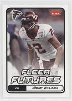Fleer Futures - Jimmy Williams