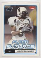 Fleer Futures - Jovon Bouknight