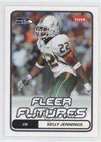 Fleer Futures - Kelly Jennings