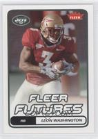 Fleer Futures - Leon Washington