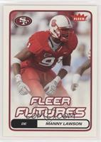 Fleer Futures - Manny Lawson