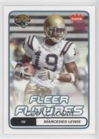 Fleer Futures - Marcedes Lewis