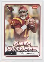 Fleer Futures - Matt Leinart