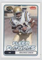 Fleer Futures - Maurice Drew