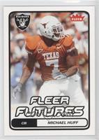 Fleer Futures - Michael Huff