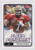 Fleer Futures - Tarvaris Jackson