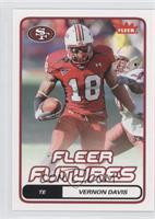 Fleer Futures - Vernon Davis