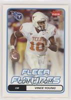 Fleer Futures - Vince Young