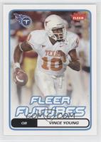 Fleer Futures - Vince Young