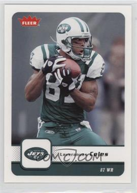 2006 Fleer - [Base] #69 - Laveranues Coles