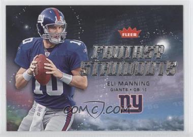 2006 Fleer - Fantasy Standouts #FS-EM - Eli Manning