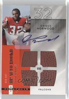 HP Auto Rookie Materials - Jerious Norwood #/99