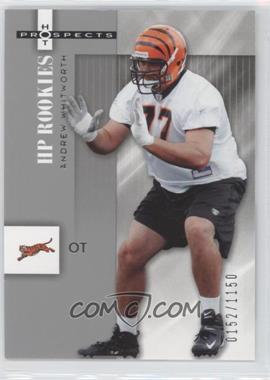 2006 Fleer Hot Prospects - [Base] #146 - Andrew Whitworth /1150