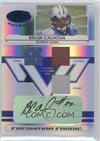 Brian Calhoun /50
