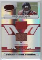Jerious Norwood #/150