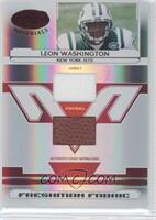 Leon Washington #/150