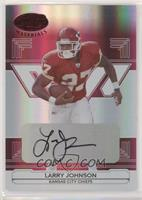 Larry Johnson [EX to NM] #/100