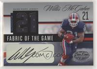Willis McGahee #/21