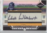 Charlie Whitehurst #/30