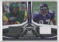 Demetrius Williams /100