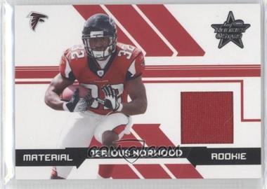 2006 Leaf Rookies & Stars - [Base] #258 - Jerious Norwood /799