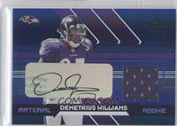 Demetrius Williams /10