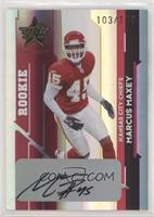 Marcus Maxey [Noted] #/125