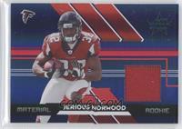 Jerious Norwood #/249